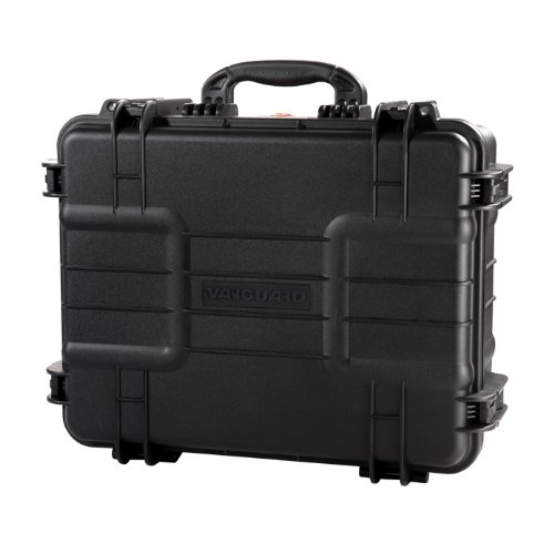 Vanguard SUPREME 46F Heavy Duty Waterproof and Dustproof Professional Hard Case with Pick 'n' Pluck Foam Interior