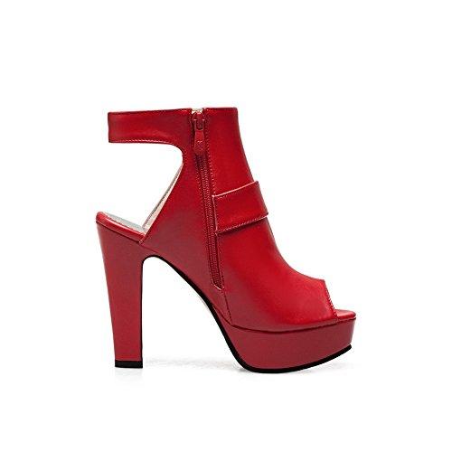 AN Donna Ballerine Ballerine AN Red 4xr47qw
