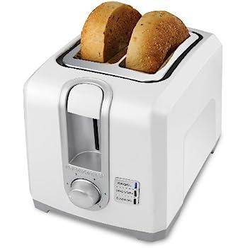 Amazon Com Black Decker T2569 2 Slice Toaster Bagel