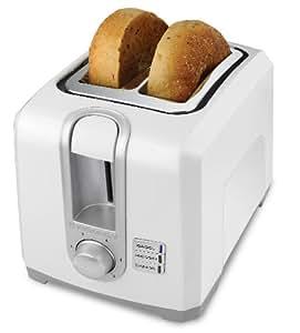 Black & Decker T2569 2 Slice Toaster White Amazon Home & Kitchen