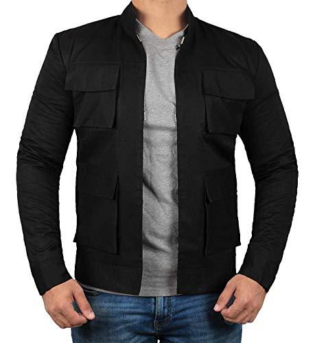 - Blingsoul Mens Denim Jacket for Summer | [1800474] Empire Cotton, L