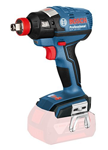 (BOSCH GDX 18V-EC Professional Impact Driver/Drill/Wrench 18V Brushless motor Series No Charger (No Battery))