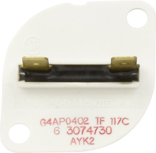 Maytag Clothes Dryer Thermostat Thermal Fuse 307473