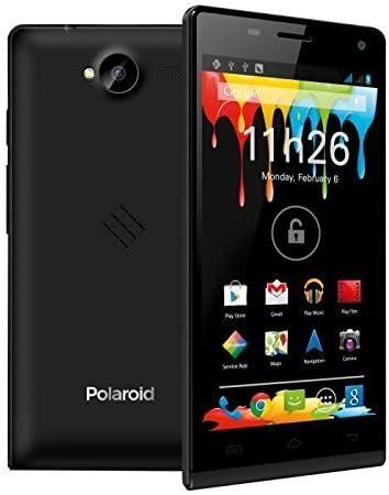 Smartphone Polaroid Sky 5 negro: Amazon.es: Electrónica