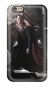 New Man Of Steel 2013 Movie Tpu Case Cover, Anti-scratch ZippyDoritEduard Phone Case For Iphone 6