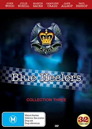 Blue Heelers Collection 3