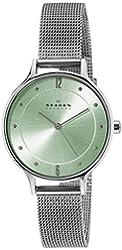 Skagen Women's SKW2324 Analog Display Analog Quartz Silver Watch