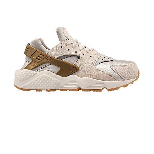 separation shoes ee582 2a47e beige Shoes Nike Wmns Air Huarache Run Premium Suede
