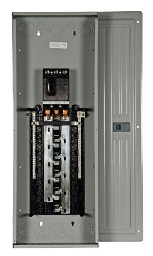 - Siemens S3054B3200 200-Amp Indoor Main Breaker 30 Space, 54 Circuit 3-Phase Load Center