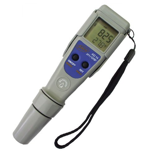 Adwa (AD14) Waterproof pH/ORP/Redox and Temperature Meter Aqpet