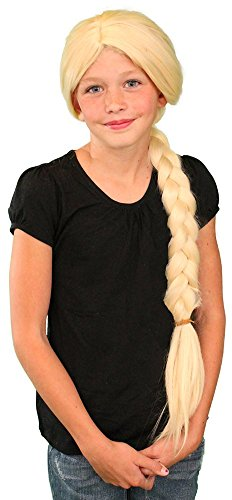 [My Costume Wigs Rapunzel Wig One Size Fits All] (Tangled Halloween Costumes For Adults)