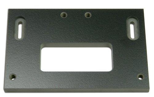 Deadbolt Strike Plate Combination (Woodhaven 8581 Dead Bolt Plate Jig)
