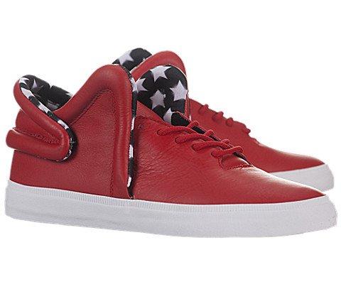 Supra Falcon Sneaker Red (8.5)