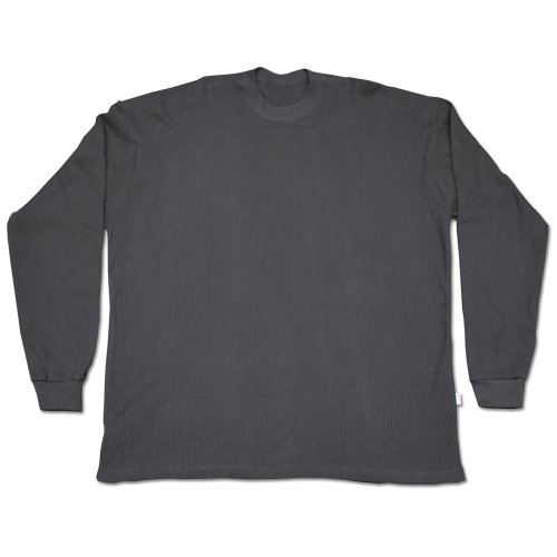 Cotton Heavyweight Thermal Shirt - 3