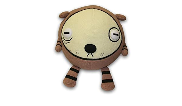 Amazon Com Gus Fink Puff Dog Juff Plush Toy By Rocket Usa Toys Games