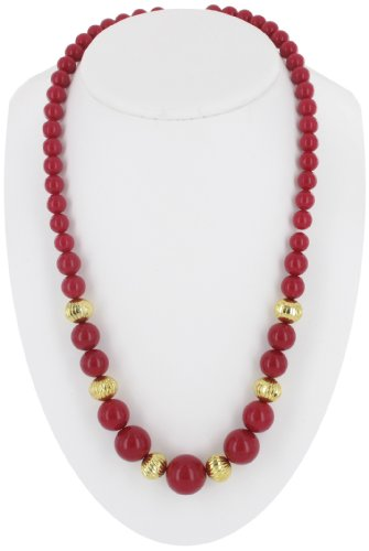 (RED Necklace 24