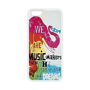 """Dream on dreamer Unique Design Case for Iphone6 4.7"""", New Fashion Dream on dreamer Case"""