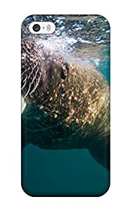 Walrus Feeling Iphone 5/5s On Your Style Birthday Gift Cover Case 3347369K18288294
