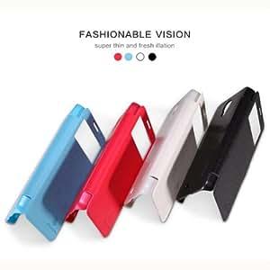 NILLKIN View Window PU Leather Case For Samsung Galaxy J N075T