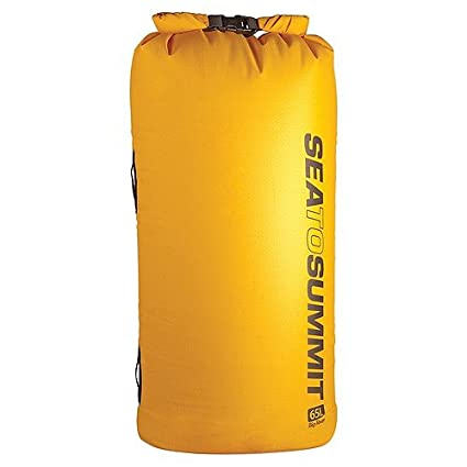 Amazon.com: Sea to Summit Big River Dry Bag, Amarillo: Sea ...