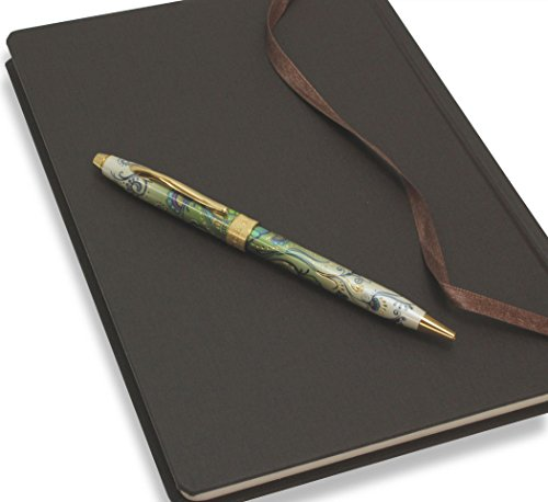 Cross Botanica Green Daylily Ballpoint Pen (AT0642-4) by Cross (Image #4)