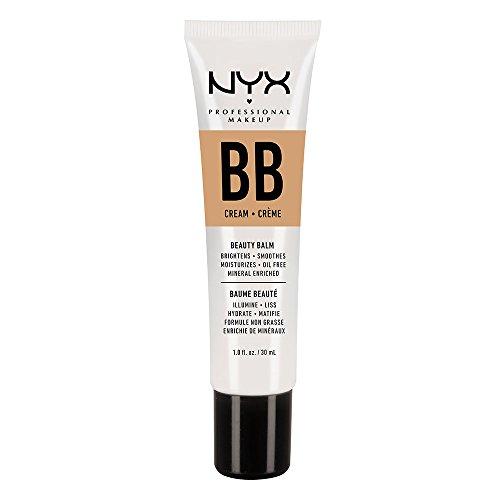 NYX Professional Makeup BB Cream, Golden, 1 Ounce
