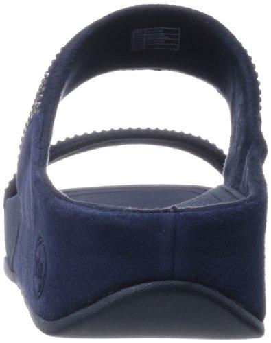 Flare Femme Slide Eu Fitflop Sable Bleu Plateforme Sandales U68qAq1