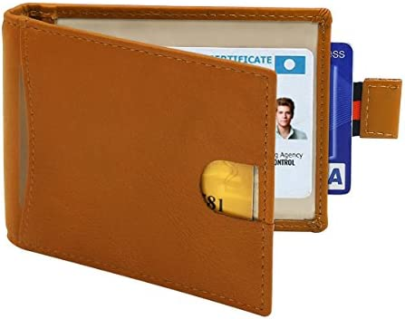 9a88c8ae9514b Amazon.com  Slim Wallets for Men with Money Clip