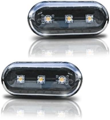Akhan SB07 LED Seitenblinker Seitenblinkleuchten geeignet