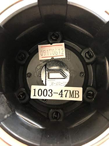 Fuel Offroad Wheels 1003-47MB Used Matte Black Center Cap