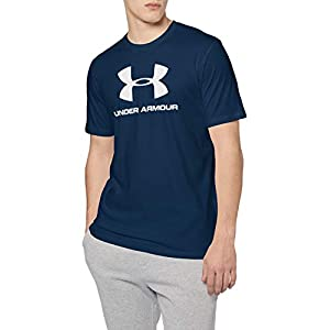 Best Epic Trends 41%2B7x18GReL._SS300_ Under Armour Men's Sportstyle Logo Short Sleeve T-Shirt