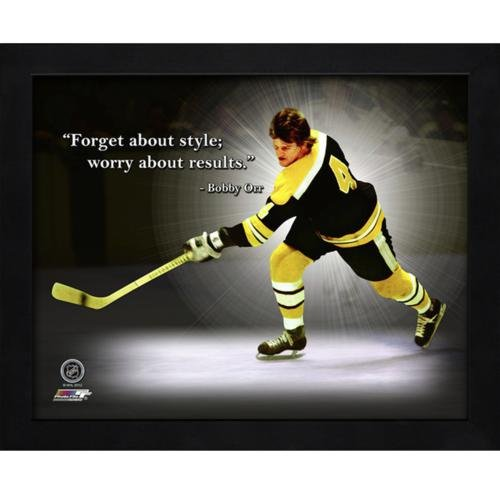 Bobby Orr Boston Bruins Framed 11x14