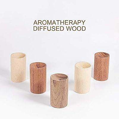Difusor de aromaterapia para aceites esenciales, aceites ...
