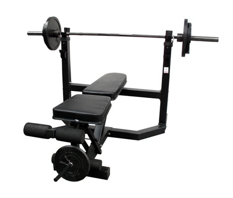 Minotaur Fitness Olympic Weight Bench (KL9819)