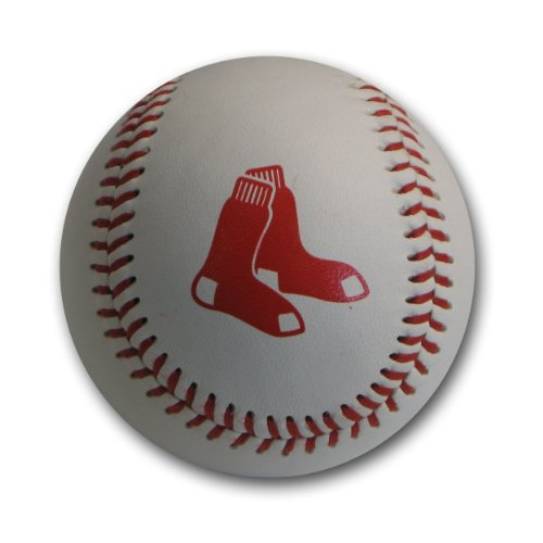 MLB Boston Red Sox Blank Leather Team Logo (Boston Red Sox Blank)