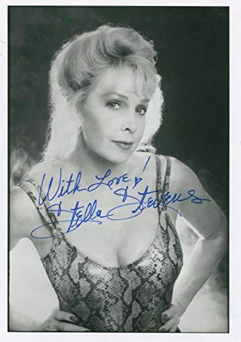 Stella Stevens Signed Autograph Poseidon Adventure Nutty Professor 8x10 Photo