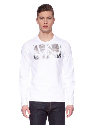 Calvin Klein Herren Teeshirt-cmp96R