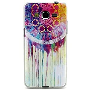HJZ Wind Chime Pattern TPU Soft Cover for Galaxy Grand Neo I9060