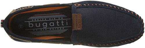 Bugatti Men 321469631469 Mocassino Blu (blu Scuro 4141)