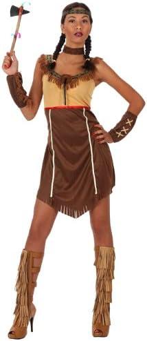 LIBROLANDIA - Disfraz de indio para mujer, talla XL (10225 ...