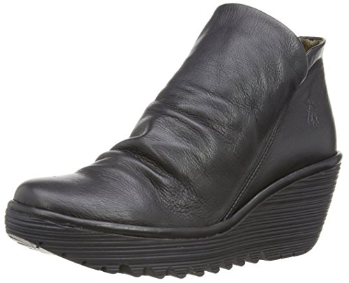 Black Boot Yip London Women's FLY Touch xYIBqwnTtT