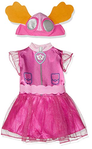 Rubie's Paw Patrol Skye Child Costume, Toddler
