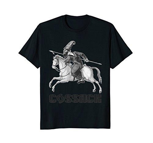 Cossacks T-Shirt Cossack Russia Russian Slav Slavic]()