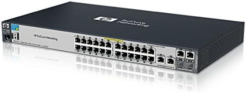 J9138A HP 2520-24-PoE ProCurve Networking Switch