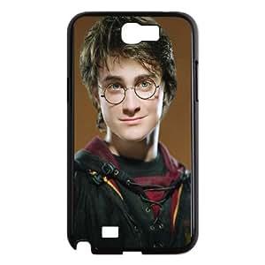 Harry-Potter Samsung Galaxy N2 7100 Cell Phone Case Black Sklhh
