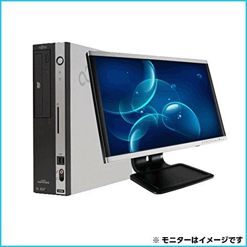 激安通販の 中古パソコン デスクトップ 32bit 液晶セット 富士通 ESPRIMO Windows7 中古パソコン D750/A 22インチワイド液晶搭載 現役超高速CoreI5 650-3.2GHz メモリ4GB増設済 大容量500GB搭載 DVDドライブ搭載 DVD再生可 Windows7 Professional 32bit リカバリ済 DtoD領域有 プロダクトキー付属 動作保証30日間 B00XL0YD9K, one plate LuLu:556f29d6 --- fbrasil.com
