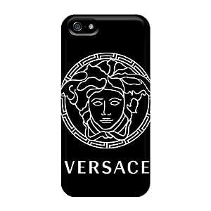 Excellent Design Versace Theme Phone Case For Iphone 5/5s Premium Tpu Case