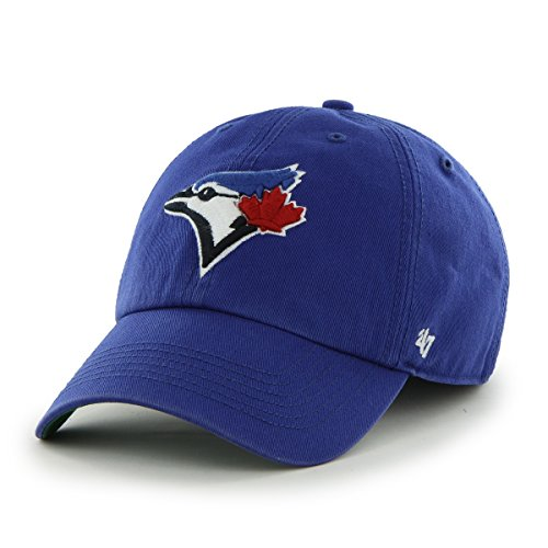 Blue Franchise Hat - MLB Toronto Blue Jays Franchise Fitted Hat, Royal, Small