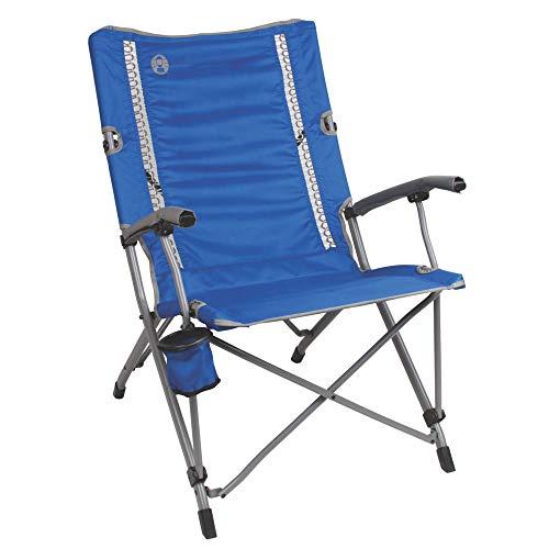 Coleman 2000023592 Chair Sling Interlock Top Blue