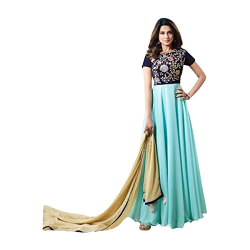 Wedding Designer Anarkali Salwar Kameez Bollywood Festive Navratri Party Wear Indian Women By Ethnic Emproium by ETHNIC EMPORIUM
